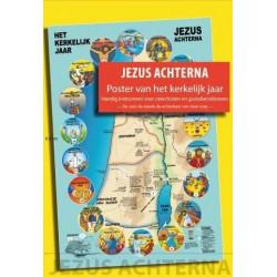 Jezus achterna