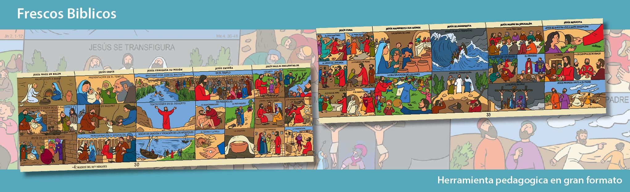 Frescos Biblicos