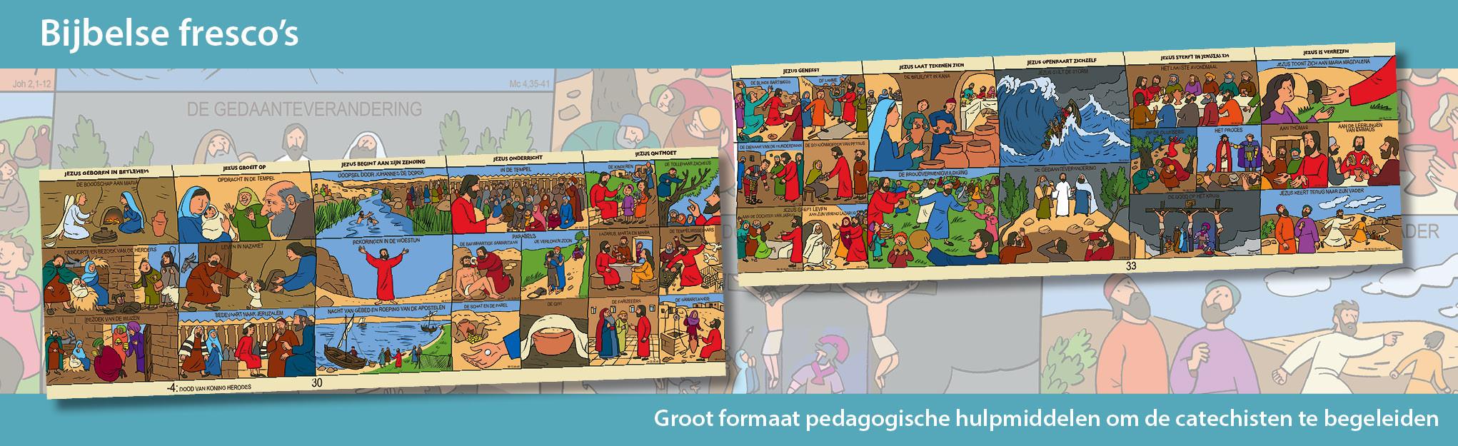 Groot formaat pedagogische hulpmiddelen